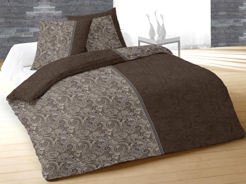 Selartex for Housse de couette marron